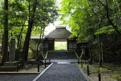 Honen-en, un templo budista situado en Kyoto, Japón foto de archivo