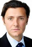 Honest businessman portrait Royalty Free Stock Images