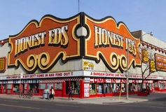 Honest EDS Department Store During the Day Stock Images
