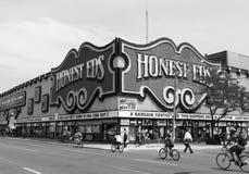 Honest Eds Toronto Stock Photos
