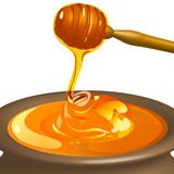 Honey Stock Image