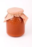 Honey. In a pot royalty free stock photo