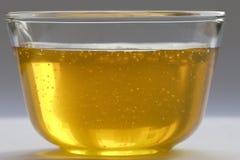 Honey. Pot with honey Stock Photography