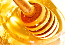 Honey background Royalty Free Stock Photography