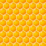 Honey Background doux illustration de vecteur