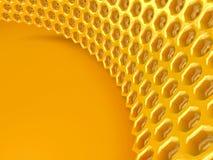 Honey background Stock Photos
