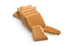 Honey biscuits Stock Photo