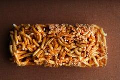 Honey Bread Asian Dessert doce fotos de stock