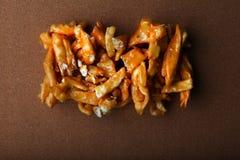 Honey Bread Asian Dessert doce imagem de stock