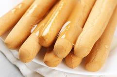 Honey breadsticks Stock Photography