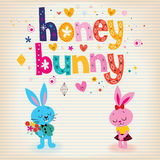 Honey bunny Stock Photos