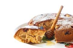 Honey cake Stock Photos