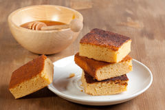 Honey cakes Royalty Free Stock Photos