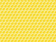 Honey Chamber Pattern Royalty Free Stock Images