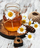 Honey And Chamomile images stock