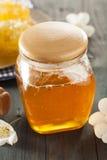Honey Comb de oro crudo orgánico Imagen de archivo
