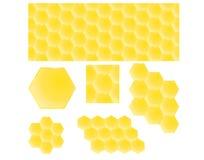Honey combs Royalty Free Stock Photos