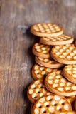 Honey Cookies imagen de archivo