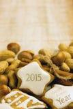 Honey Cookies Foto de Stock