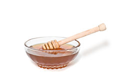 Honey dipper Royalty Free Stock Image