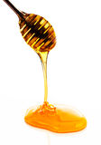 Honey dipper Royalty Free Stock Photo