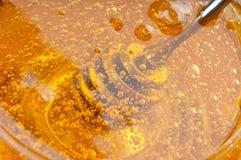 Honey dipper stock photos