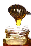 Honey dipper Royalty Free Stock Photos