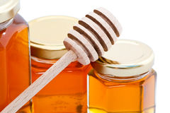 Honey dipper Stock Photography