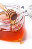 Honey drip Royalty Free Stock Photography