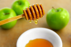 Honey drip Stock Images