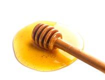 Honey drip Stock Image