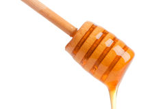 Honey Drizzle Stick Royalty Free Stock Photography