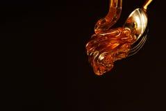 Honey drop Stock Image