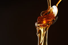Honey flow Royalty Free Stock Image