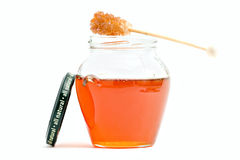 Honey food bee product Royalty Free Stock Photography