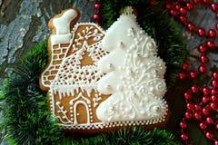 Honey Gingerbread Foto de Stock Royalty Free