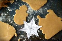 Honey Gingerbread Fotos de Stock Royalty Free