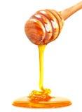 Honey  isolated Stock Image