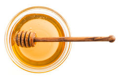 Honey isolated Royalty Free Stock Photo