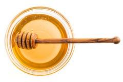 Honey isolated Royalty Free Stock Photo