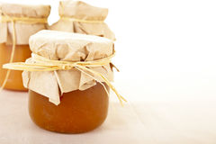 Honey jar Stock Photography
