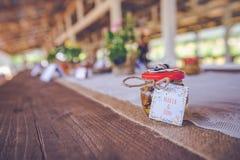 Honey Jar Stock Photo