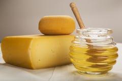 Honey Jar stockfotografie