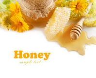 Honey Royalty Free Stock Images