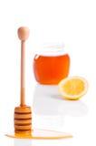 Honey & Lemon Stock Image