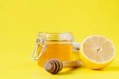 Honey Lemon Arkivfoto