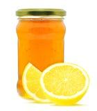 Honey and lemon Royalty Free Stock Photo