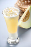 Honey Melon Juice Stock Images
