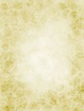 Honey & milk dots background. A milky background with honey dots pattern Royalty Free Stock Photo