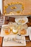 Honey nature chef royalty free stock photos